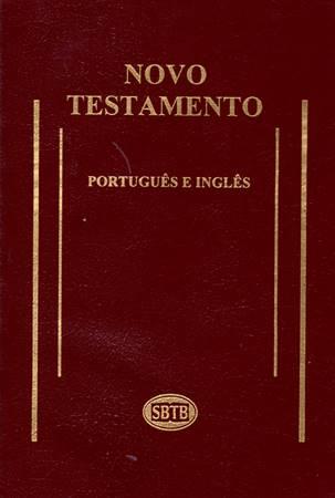 Nuovo Testamento in Portoghese e Inglese (Brossura)