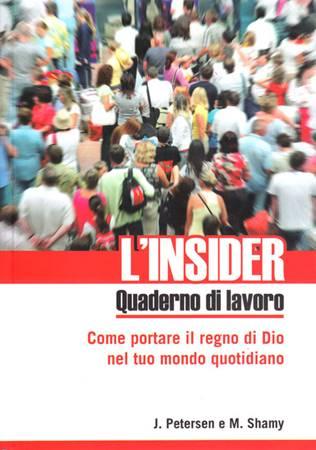 L'insider - Quaderno di lavoro per lo studio di gruppo (Brossura)