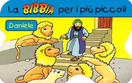 Daniele - Libro cartonato rigido per i più piccoli (Cartonato)