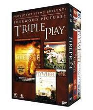 Fireproof, Facing the giants, Flywheel - Triple play 3 DVD in lingua originale