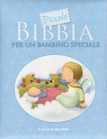 Piccola Bibbia per un bambino speciale (Copertina Rigida Imbottita)