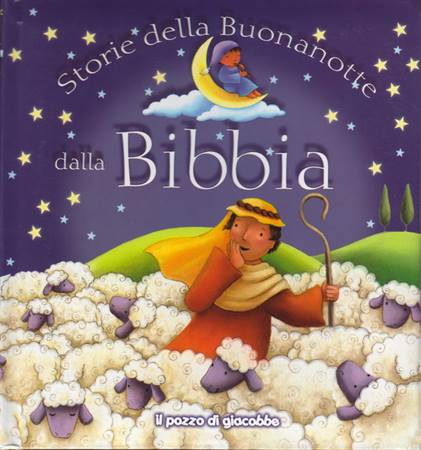 Storie della buonanotte dalla Bibbia (Copertina rigida)