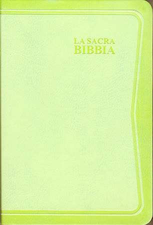 A03PV - Bibbia Nuova Diodati - Formato medio (Similpelle)