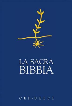 La Sacra Bibbia CEI-UELCI (Copertina rigida)