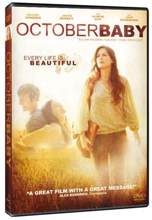 October Baby DVD - Film in Inglese e Spagnolo con Contenuti Speciali