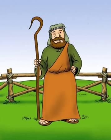 """Il Buon Pastore - Lezione per bambini sulla """"Pecorella Smarrita"""""""