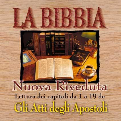 Gli Atti degli apostoli [Audiolibri su CD]