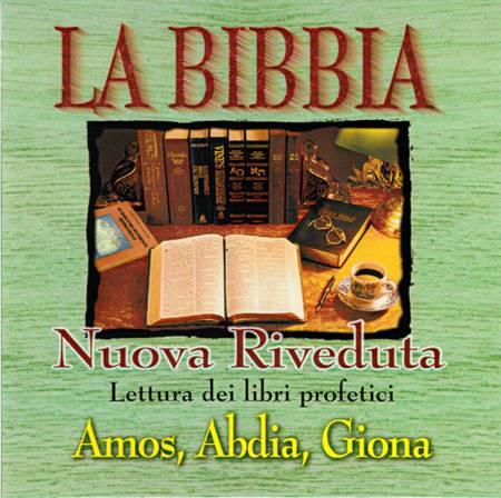 Amos Abdia Giona [Audiolibri su CD]