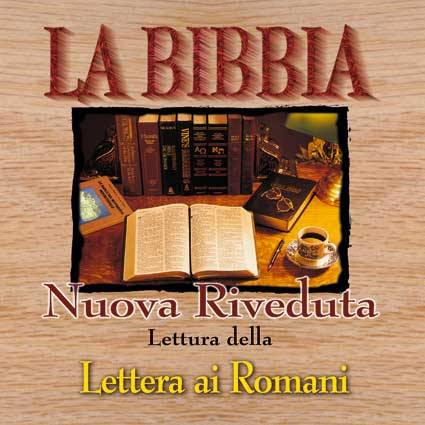 Lettera ai Romani [Audiolibri su CD]
