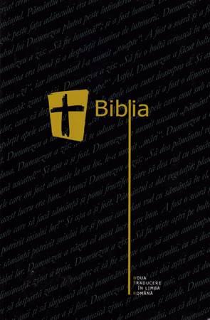 Bibbia in Rumeno - Noua Traducere în limba Română (Brossura)