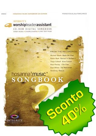 Hosanna Music Songbook 20