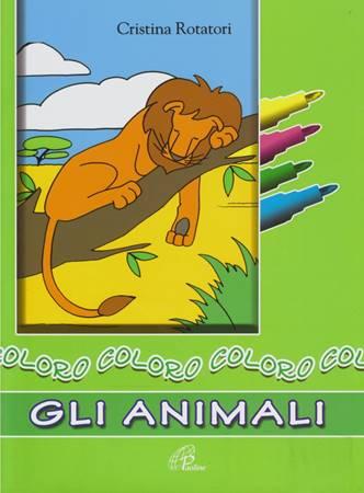 Coloro gli animali (Spillato)
