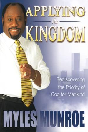 Applying the kingdom (Brossura)