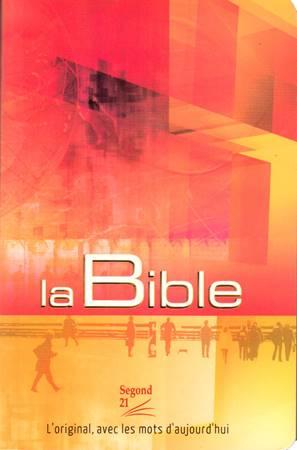 La Bible S21 - 12101 (SG12101) (Brossura)