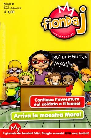 Fionda J N°14 - Rivista periodica per bambini (Spillato)