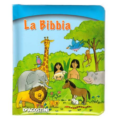 La Bibbia - Bibbia per bambini a valigetta (Copertina Rigida Imbottita)