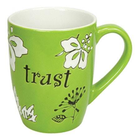 Tazza Verde - Trust (Scatola)