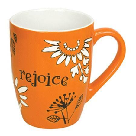 Tazza Arancio - Rejoice (Scatola)