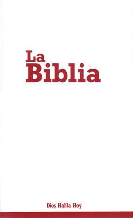La Biblia - Bibbia in Spagnolo Low Cost - 83246 (SG83246) (Brossura)