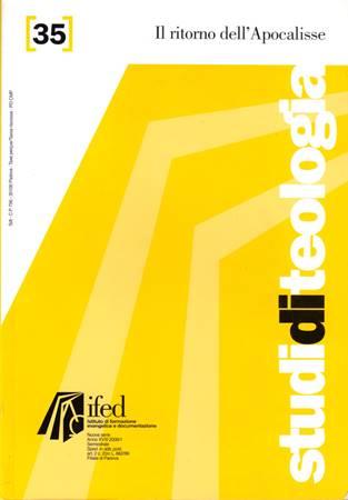 Il ritorno dell'Apocalisse (Studi di teologia n° 35) (Brossura)