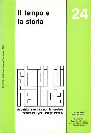 Il tempo e la storia (Studi di teologia n° 24) (Brossura)