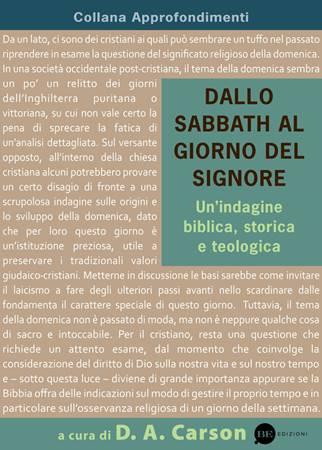 Dallo Sabbath al giorno del Signore (Brossura)