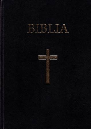 Bibbia in Rumeno Media Caratteri Grandi (Copertina rigida)