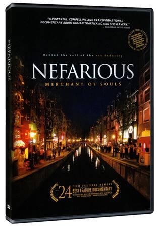 Nefarious. Merchant of souls - In inglese con SOTTOTITOLI IN ITALIANO