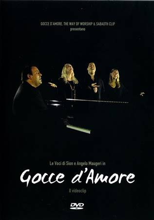 Gocce d'amore Videoclip [DVD]