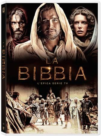 La Bibbia. L'epica serie TV [4 DVD]