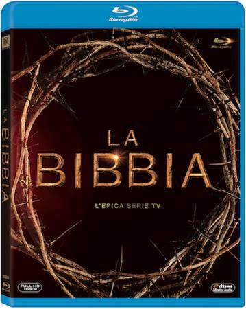La Bibbia BLU-RAY. L'epica serie TV
