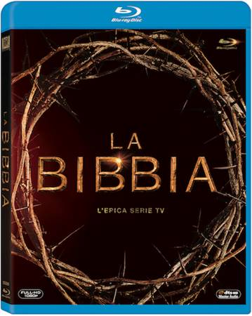 La Bibbia BLU-RAY. L'epica serie TV [4 DVD]