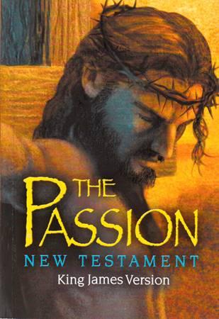 The Passion New Testament KJV (Brossura)