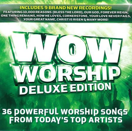 WOW Worship Lime 2014 Deluxe Edition