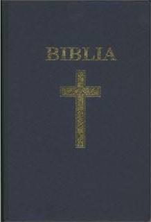 Bibbia in rumeno PVC Riveduta - Biblia in limba romana ediţie revizuită (PVC)