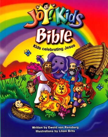 Joy Kids Bible - Kids celebrating Jesus (Brossura)