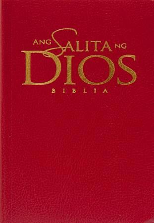 Ang Salita Ng Dios - Bibbia Tagalog moderno (Filippine) (Brossura) [Bibbia Piccola]
