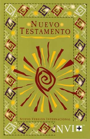 Nuevo Testamento Nueva Versión Internacional - Nuovo Testamento in Spagnolo moderno (Brossura)