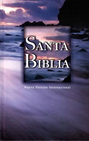 Santa Biblia Nueva Versión Internacional - Bibbia in Spagnolo moderno Rigida (Copertina rigida)