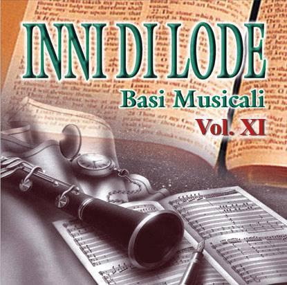 Inni di Lode Volume 11 Basi