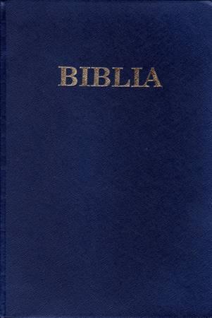 Bibbia in rumeno Riveduta - Biblia in limba romana ediţie revizuită (PVC)