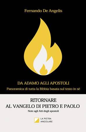 Ritornare al Vangelo di Pietro e Paolo (Brossura)