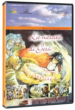 La nascita di Gesù [DVD]
