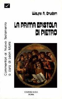 La prima epistola di Pietro (Brossura)