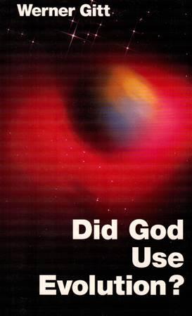 Did God use evolution? (Brossura)