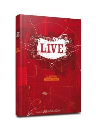 Bibbia Live Rigida NR06 - 36411 (SG36411) (Copertina Rigida) [Bibbia Media]