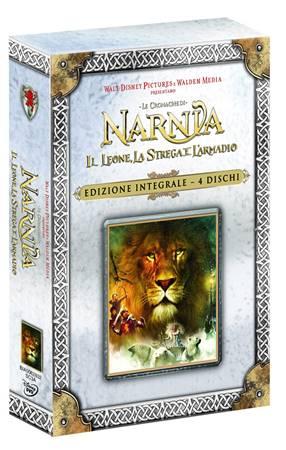 Le cronache di Narnia - Il leone, la strega e l'armadio - Edizione Integrale