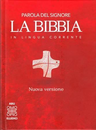 La Bibbia interconfessionale TILC in lingua corrente (Copertina rigida)