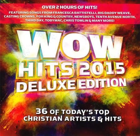 WOW Hits 2015 Deluxe - 6 Bonus Songs [2 CD]
