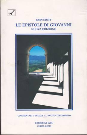 Le epistole di Giovanni (Brossura)